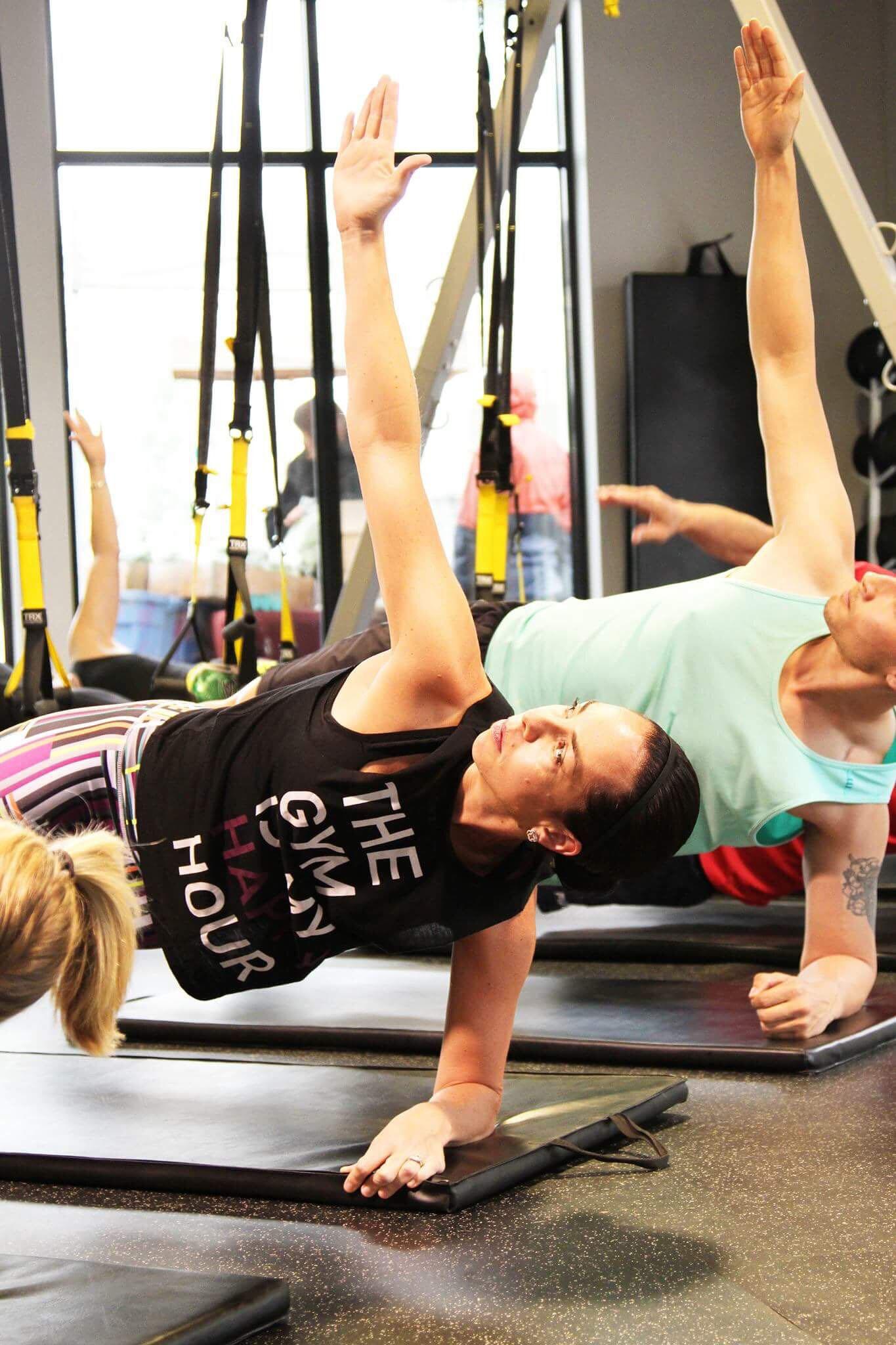 Richmond Group Fitness