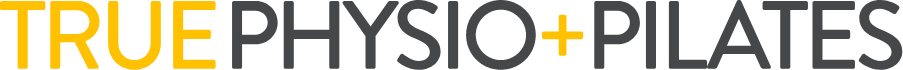 TruePhysio + Pilates Logo