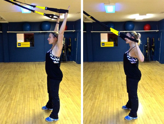 Increase mobility with the TRX Wall Slide