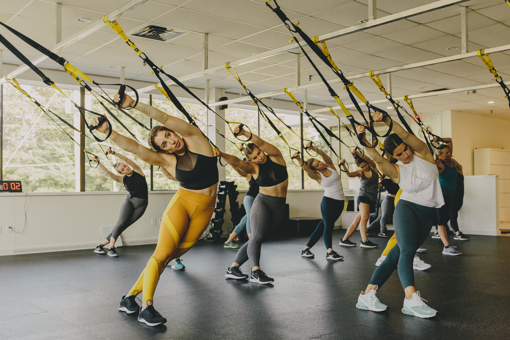 Top 3 TRX Exercises to increase mobility